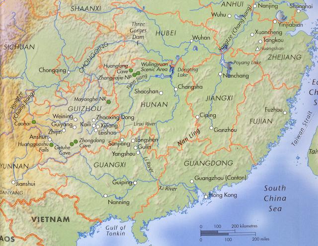 China map-3