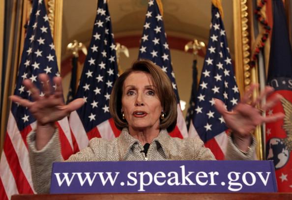 Speaker+Nancy+Pelosi