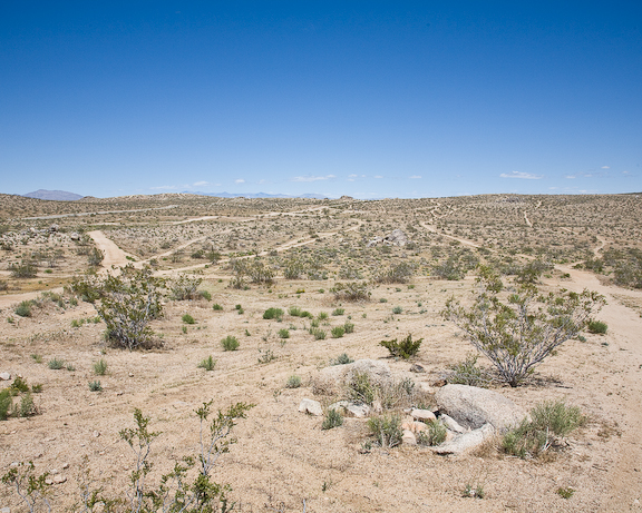 Mojave vehical rec area-3520
