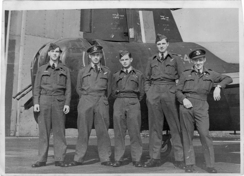 Five Men Of A Wellington 1